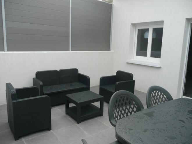location appartements la rochelle aytr location t3 en duplex avec terrasse parkings la. Black Bedroom Furniture Sets. Home Design Ideas